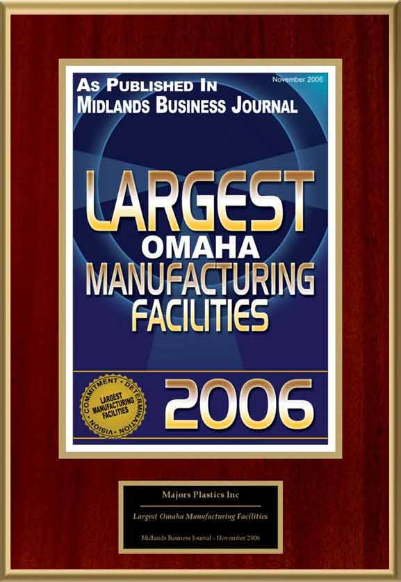 Top Injection Molder Awards - Recognitions and Company News